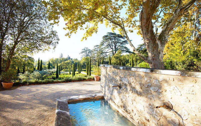 Domaine de Fontenille, a new charming hotel in Provence
