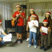 Singing Carols as Christmas Gift