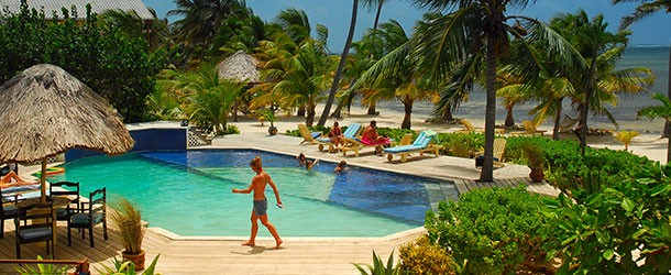 El Pescador Resort: Ambergris Cay