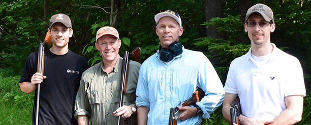Frontiers Sponsors Boy Scouts Sporting Clays Shoot