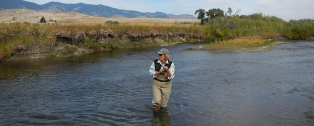 Late Summer Fishing in Southwestern Montana