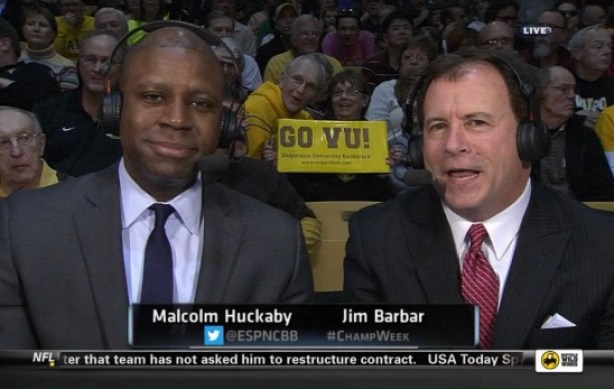 Malcolm Huckaby/Jim Barbar