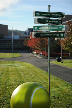 ESPN campus green (Joe Faraoni/ESPN)