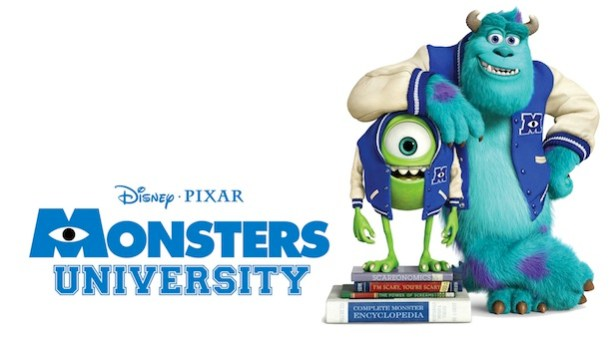 Monsters University (Disney/PIXAR)