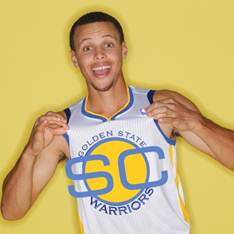 "For tonight anyway, the ""SC"" of SportsCenter will stand for Steph Curry"