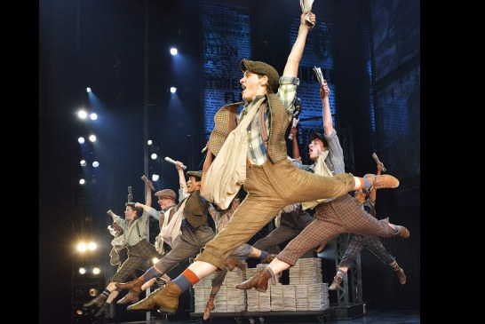 Tony Award-winning Disney's NEWSIES to premiere in Austin