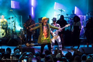 Culture Club at the Statesman Skyline Theater in Austin
