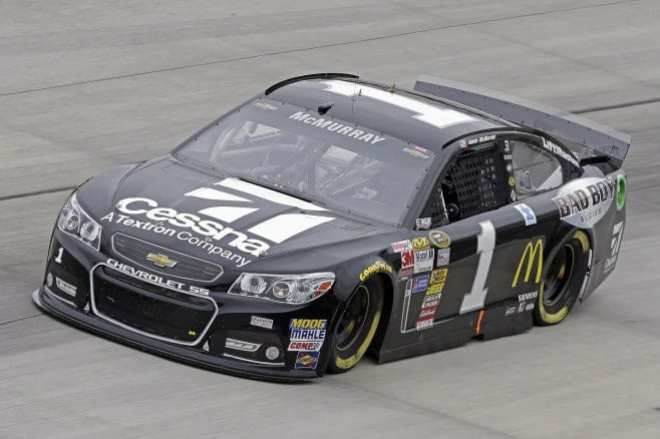 Does the Future Continue to Look Bright for Jamie McMurray?