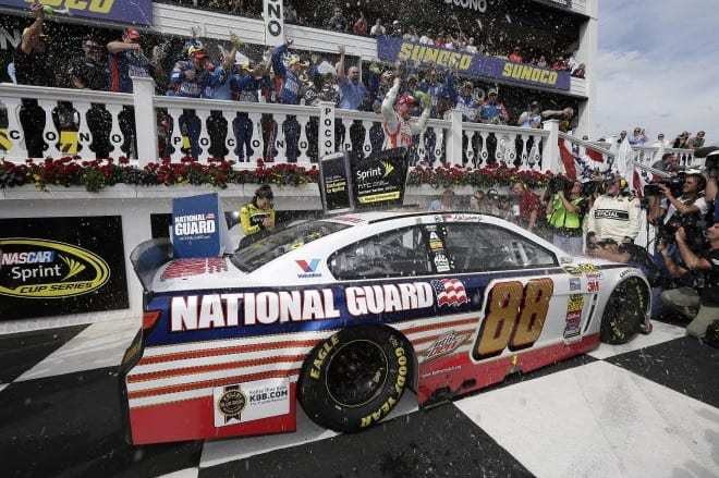 Five Points to Ponder: Tick Tock, Comes NASCAR's Final Four And… Trash?