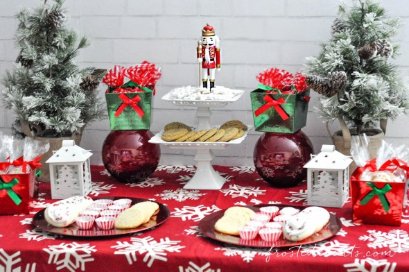 How to Host a Cookie Exchange + Easy Christmas Cookies