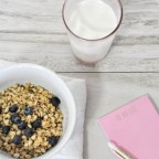 A Protein Rich Breakfast Plus Fitbit Giveaway Drink Milk in the Morning for More Energy