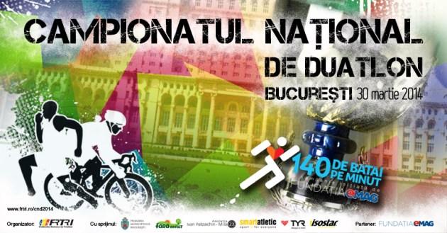 Campionatul National de Duatlon 2014