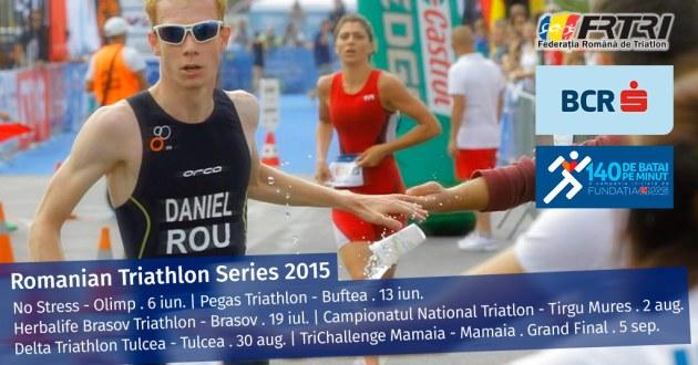 Romanian Triathlon Series - 2015 (update)