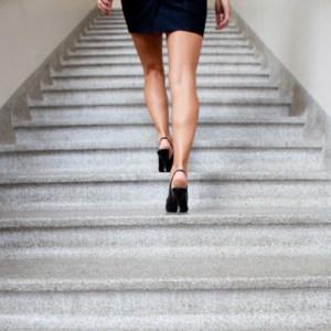 Stair Walking - iStock