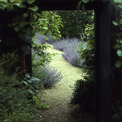 Gravel Garden Path -2 - R. Rule