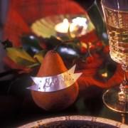 Pear Place Card - Martin Tessler