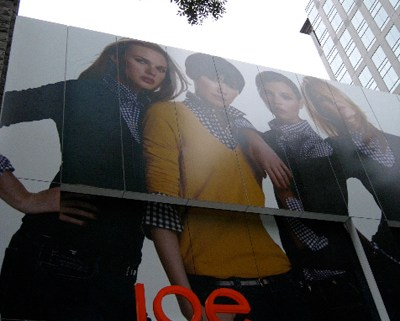 Joe Fresh Style Store