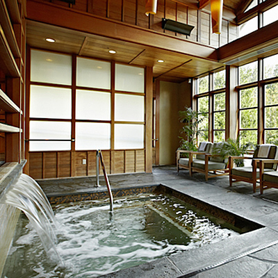 Spa Salish Lodge