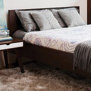 Nood Bed and Bedding