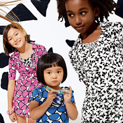 DVF Gap for Girls