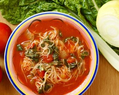 Shirataki noodle soup - iStock