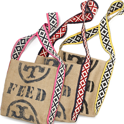 Tory Burch + FEED bag - Holt Renfrew