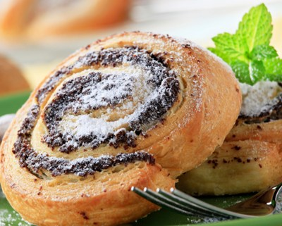 Puff Pastry Pinwheel-iStock