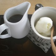 Affogato - Wikipedia Commons