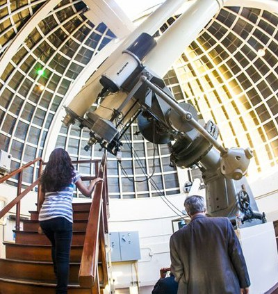 Griffith Observatory - 123rf