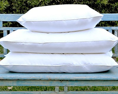 deluxe-down-pillow- Linens N Things