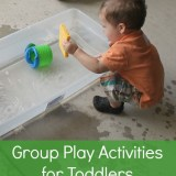 Group Play Activities for Babies & Toddlers