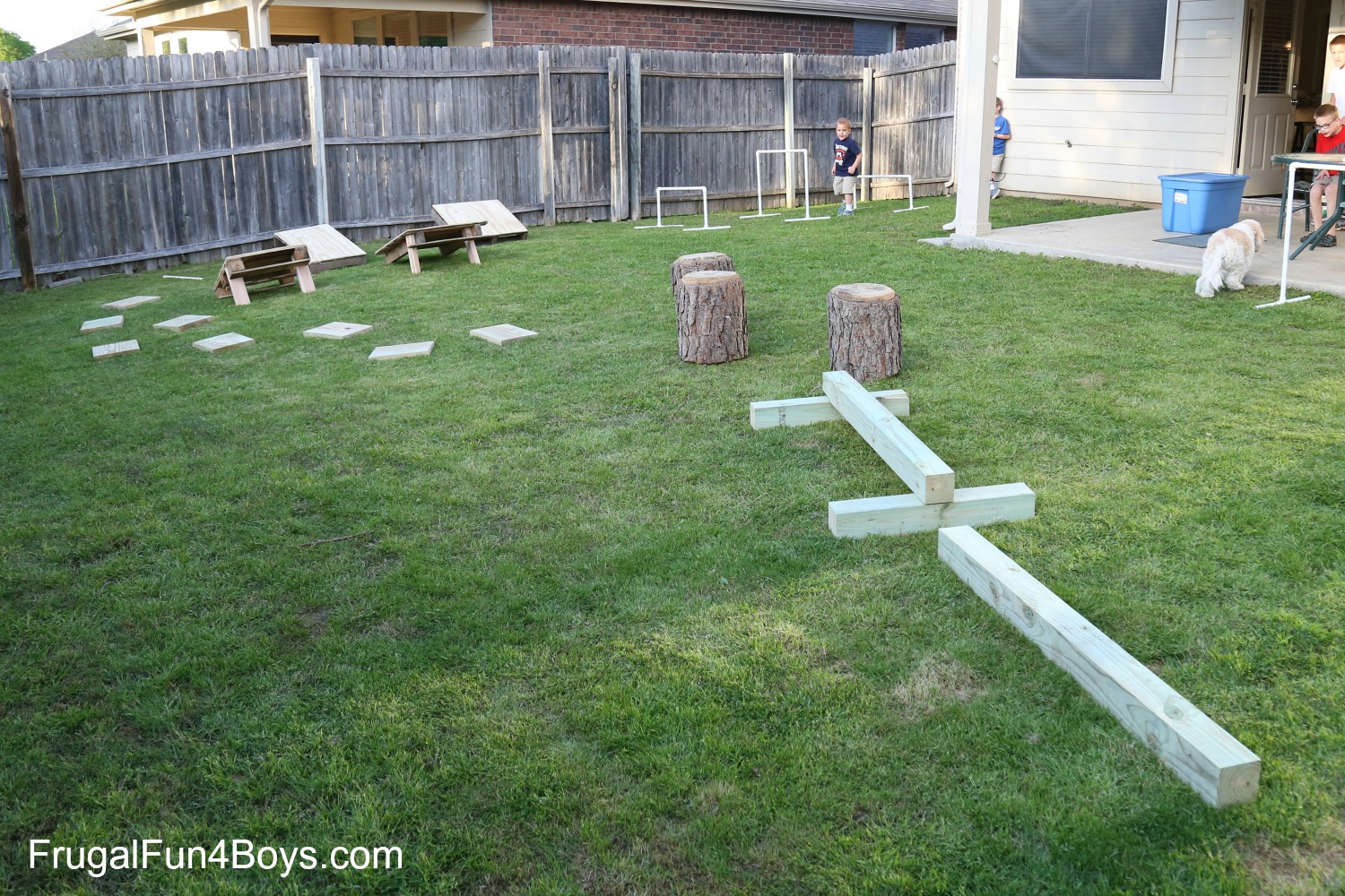 Flagrant Backyard Obstacle Course American Ninja Warrior Can Be Rebuiltdifferent Diy American Ninja Warrior Backyard Obstacle Course Backyard Diy Wedding Ideas Backyard Diy Ideas Pinterest outdoor Backyard Diy Ideas