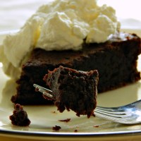 The Inner Sanctum Chocolate Cake