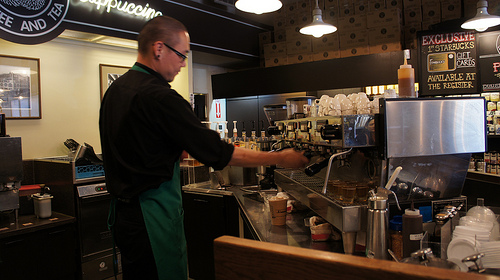 Save Money at Starbucks Pike Place Store