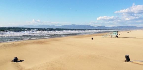 Manhattan Beach Ocean Photo