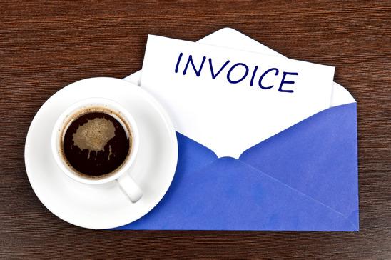 Invoice message
