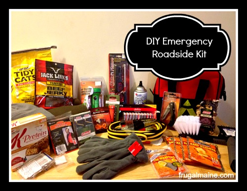 Emergency Roadside Kit