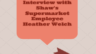 Interview with Shaw's Supermarket
