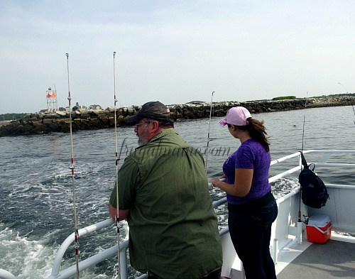 Do something you re afraid of for Deep sea fishing in maine
