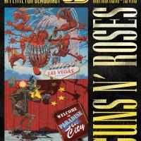 Guns N Roses - Appetite for Democracy - Live At The Hard Rock Casino - Las Vegas (2014) [2CD] FLAC