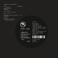Aphex Twin - Computer Controlled Acoustic Instruments pt2 (2015) [EP] 24bit FLAC