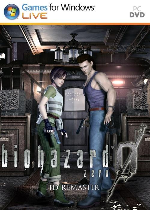 Tradução do Resident Evil Zero HD Remaster PC