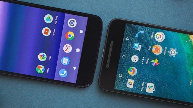 Nexus 5x pixel comparison