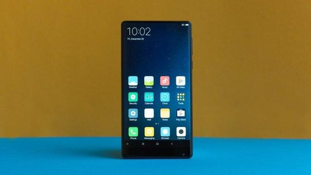 AndroidPIT Xiaomi Mi Mix 2123