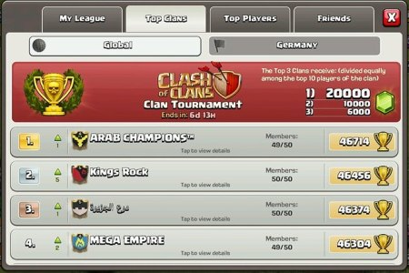 androidpit clash of clans cheats screenshot 1 w782