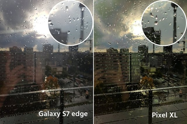 AndroidPIt google pixel XL vs samsung galaxy s7 edge 10