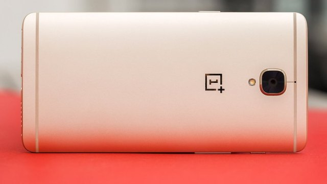 AndroidPIT OnePlus3 soft gold 6527