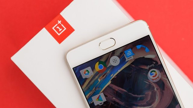 AndroidPIT OnePlus3 soft gold 6557