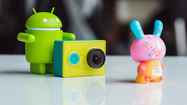 AndroidPIT Xiaomi mi yi review action camera 0649