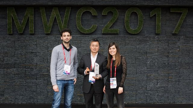 AndroidPIT mwc awards 2017 Huawei Watch 2